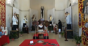 EXHIBITION OF IMAGES OF ST GEORGE PRECA